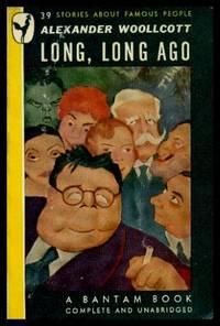 image of LONG, LONG AGO
