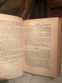 La situation internationale de la Grèce (1821-1917). Recueil de documents choisis et édités...