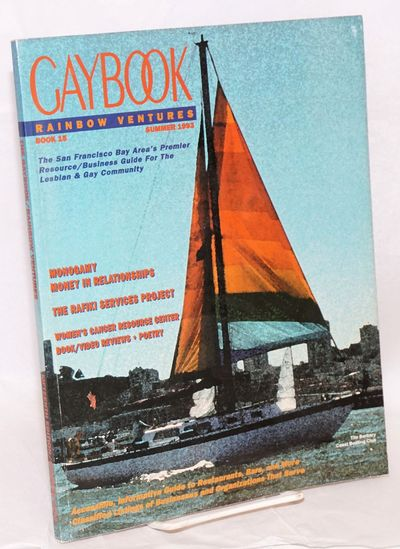 San Francisco: Rainbow Ventures, 1993. Magazine. 192p., 8.5x11 inches, illustrated with photos and a...