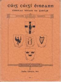image of Cuig Cuigi Eireann - Tireolas Duchais Na Gaeilge