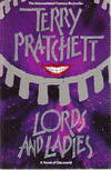 image of LORDS AND LADIES: A Novel of Discworld.