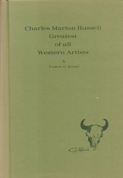 Washington, D. C: Potomac Corral of the Westerners. Very Good. 1968. Hardcover. Green paper boards w...