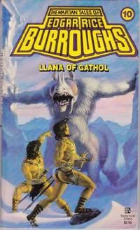 image of Llana of Gathol (The Martian tales of Edgar Rice Burroughs)