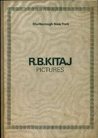 R.B. Kitaj Pictures