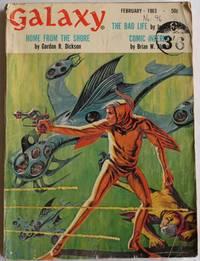 Galaxy Magazine  No 96 February 1963 Vol 21 No 3
