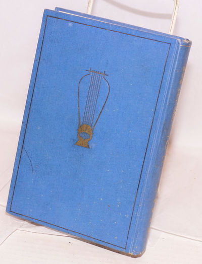 Tokyo: Kyobunsha, 1925. iii, vi, 361p., hardcover without dj, worn boards with gilt decorations dull...