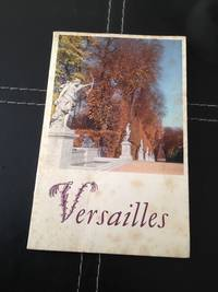 VERSAILLES by  None Stated - Paperback - 1951 - from Barmas Books  and Biblio.com