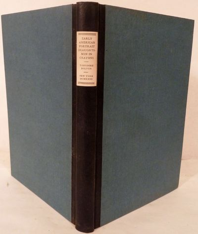 New York: Frederic Fairchild Sherman, 1923. First edition. Hardcover. Orig. boards and cloth. Fine i...