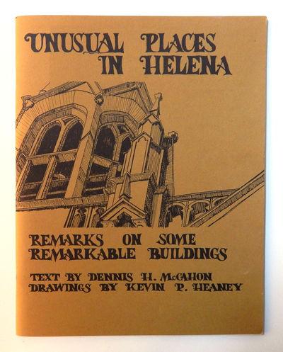 n.p. : Self Published, 1976. First Edition. Staplebound wraps. Near fine. Quarto (28 cm), pp. . Brow...