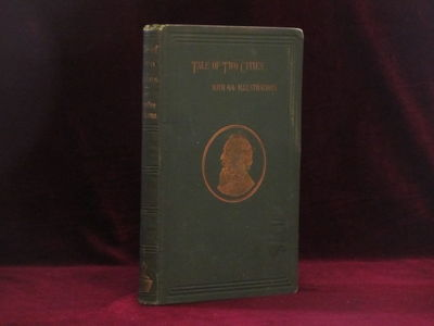 Philadelphia: T. B. Peterson and Brothers. Hard Cover. Very Good+. Tall Octavo. Complete in One Volu...