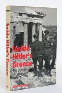 image of Inside Hitler's Greece: The Experience of Occupation 1941-44