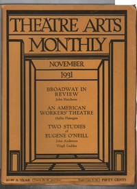 Theatre Arts Monthly. Volume XV Number 11. November, 1931.