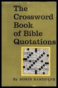 image of THE CROSSWORD BOOK OF BIBLE QUOTATIONS