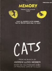 Memory (from the musical Cats) (sheet music)