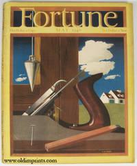 Fortune Magazine.  1940 - 05