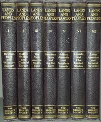image of Lands And Peoples (7 Volume Set)