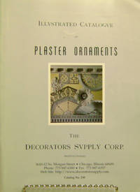 Illustrated Catalogue of Plaster Ornaments