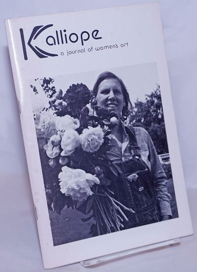 Jacksonville: Kalliope Poetry and Fiction Collectives, Florida Community College, 1984. Paperback. 7...