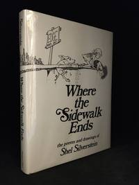 image of Where the Sidewalk Ends; the poems & drawings of Shel Silverstein