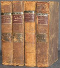 image of REPORTS OF CASES ARGUED AND  DETERMINED IN THE SUPREME COURT OF APPEALS OF VIRGINIA: With Select Cases, Relating Chiefly to Points of Practice, Decided by the Superior Court of Chancery for the Richmond District (4 Volumes, Complete)