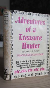 image of Adventures of a treasure Hunter