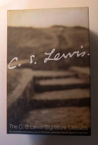 C. S.  Lewis Signature Classics Mere Christianity, The Screwtape Letters, A Grief Observed, The Problem of Pain, Miracles, and The Great Divorce (Boxed Set)