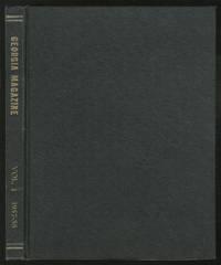 Georgia Magazine: Volume I: June 1957 through May 1958, Nos. 1-6