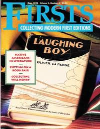 """image of Collecting Will Henry: As Featured in """"Firsts Magazine"""" May, 1992"""
