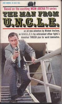 image of THE MAN FROM U.N.C.L.E. (#1)