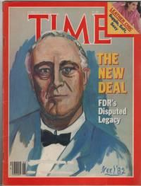 image of Time Magazine February 1, 1982 [Franklin Roosevelt]