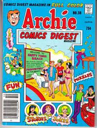Archie Comics Digest # 38