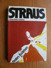 Straus by  Anders Bodelsen - First US edition first printing - 1971 - from Scene of the Crime Books, IOBA (SKU: biblio12727)