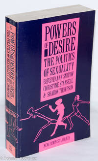 image of Powers of Desire: The politics of sexuality