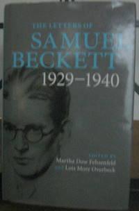 The Letters of Samuel Beckett 1929-1940 Volume 1