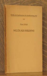 NICOLAUS BRUHNS, band 8 (Schriften des landesinstitut fur musikforschung, Kiel)