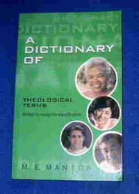 A Dictionary of Theological Terms.