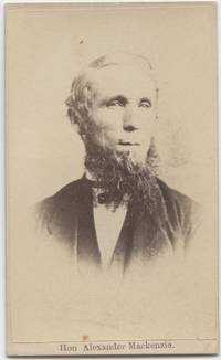 CDV Right Honourable Alexander MacKenzie