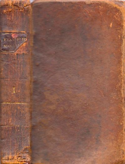 Hartford: Hudson and Goodwin, 1800. First Edition. Full calf. Fair. 8vo. , 482pp., pp index. Full ca...