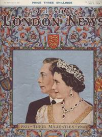 image of Illustrated London News: No. 5689, Vol. 242 -  Royal Silver Wedding Number Their Majesties 1923-1948
