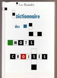 Dictionnaire Des Mots Croises