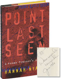 image of Point Last Seen (First Edition, inscribed to author Chris Offutt)