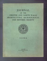 image of Journal of the Chester & North Wales Architectural Archaeological and Historic Society. Volume 48 for the year 1960