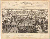 PANORAMA AND VIEWS OF PHILADELPHIA, AND ITS VICINITY. EMBRACING A COLLECTION OF TWENTY VIEWS, DRAWN ON STONE, BY J.C. WILD, FROM HIS OWN SKETCHES AND PAINTINGS. WITH POETICAL ILLUSTRATIONS OF EACH SUBJECT, BY ANDREW M'MAKIN