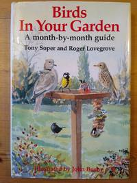 image of Birds in Your Garden a Month By Month Guide
