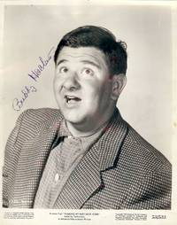 Signed Photograph by  Buddy HACKETT - from Antic Hay Books (SKU: 35240)