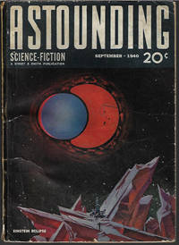 """image of ASTOUNDING Science Fiction: September, Sept. 1940 (""""Slan!"""")"""