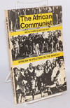 image of The African communist: no. 70, third quarter, 1977