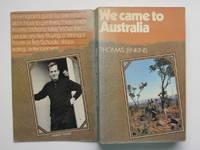 image of We came to Australia