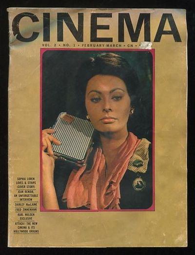 Hollywood CA: Spectator International. Fair. 1964. (Vol. 2, No. 1). Magazine. . (B&W photographs) Th...