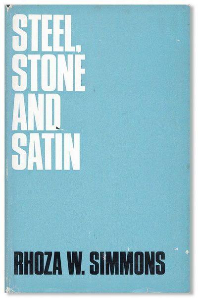 London: The Mitre Press, 1968. First U.K. Edition. First Impression. Octavo (22.25cm); black cloth, ...